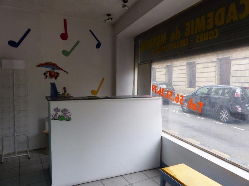 Vente local commercial Bordeaux 249000€ - Photo 2