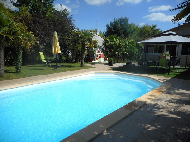 Venta  casa St palais sur mer 499200€ - Fotografía 5