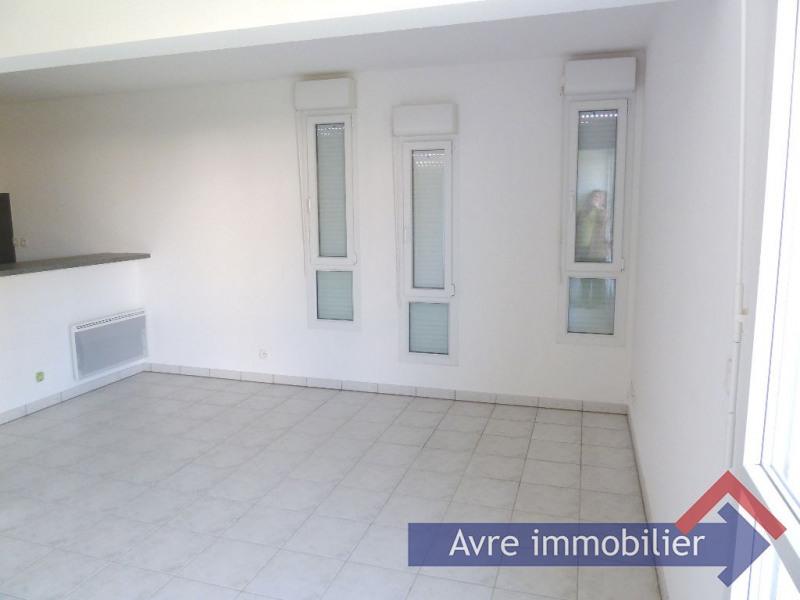 Vente appartement Verneuil d'avre et d'iton 73500€ - Photo 2