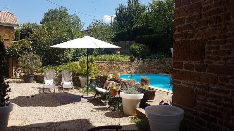 Vente maison / villa Liergues 515 000€ - Photo 3