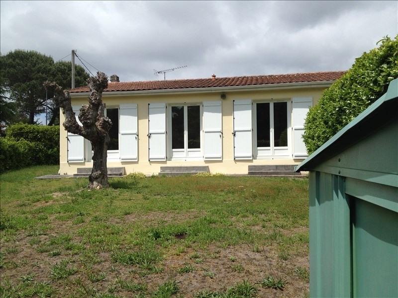 Rental house / villa Martignas sur jalle 860€ CC - Picture 1