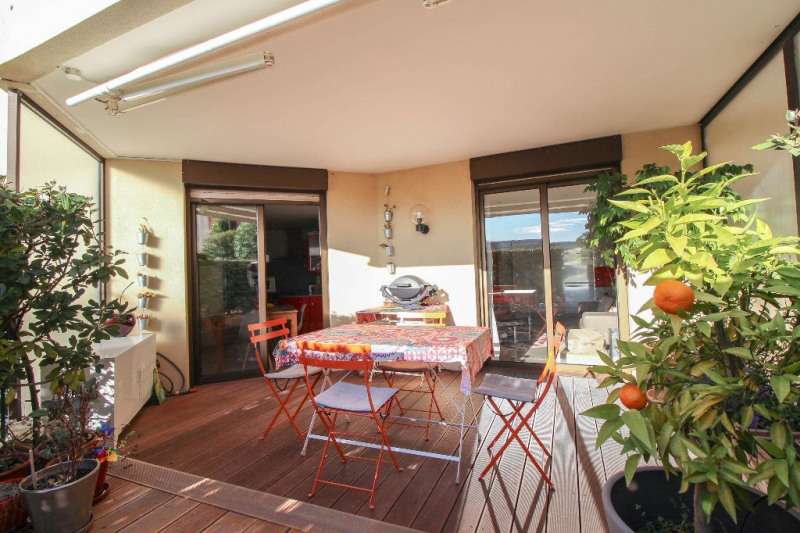 Sale apartment Nice 487 000€ - Picture 1