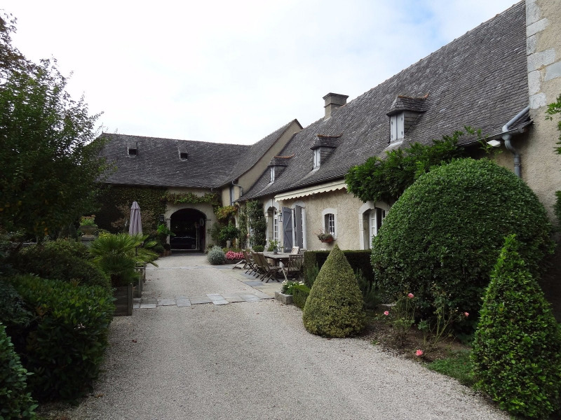 Deluxe sale house / villa Azereix 609000€ - Picture 2