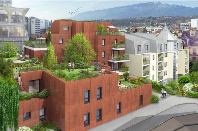 Vendita immobile Aix les bains 305500€ - Fotografia 3