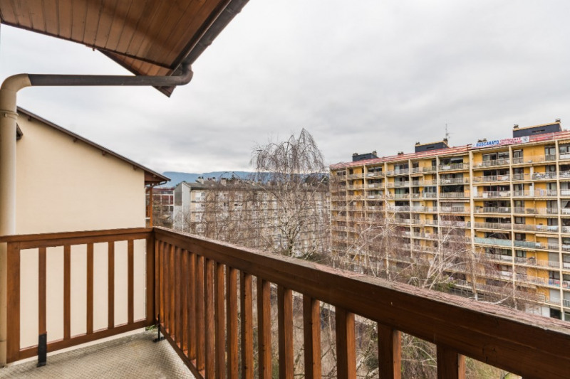 Vente appartement Chambery 112000€ - Photo 7