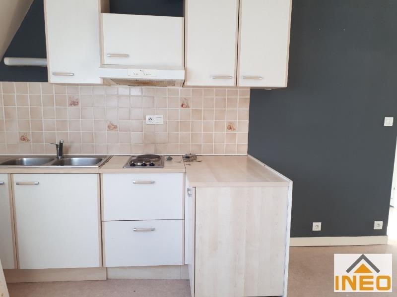 Location appartement La meziere 480€ CC - Photo 2