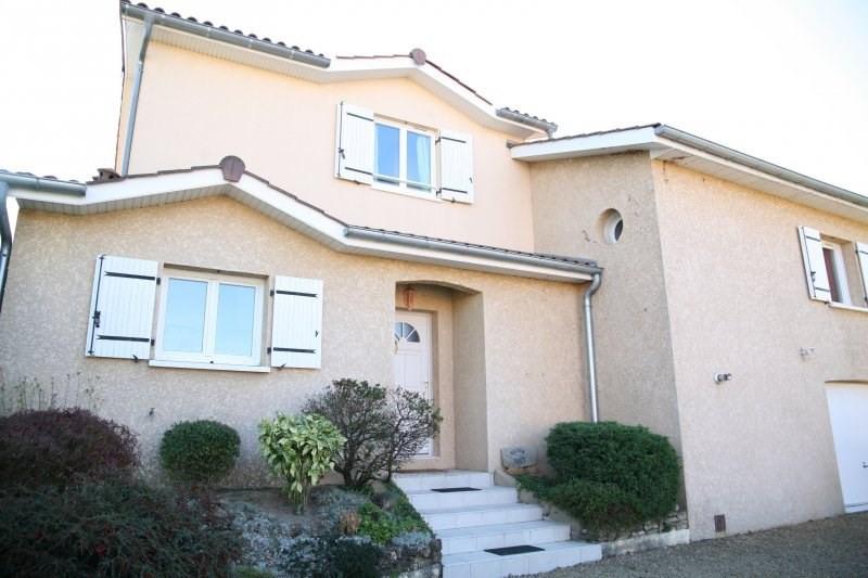 Vente maison / villa Marcy l etoile 532000€ - Photo 2