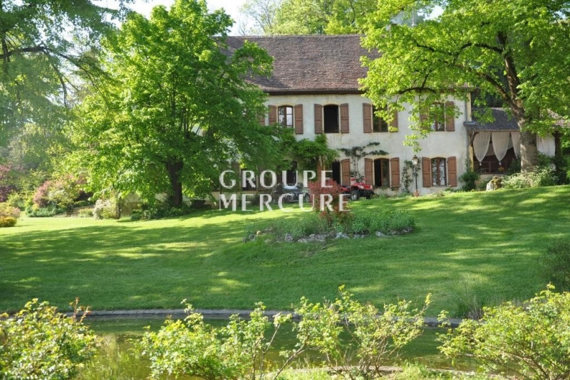 Vente de prestige maison / villa Courtenay 980 000€ - Photo 1