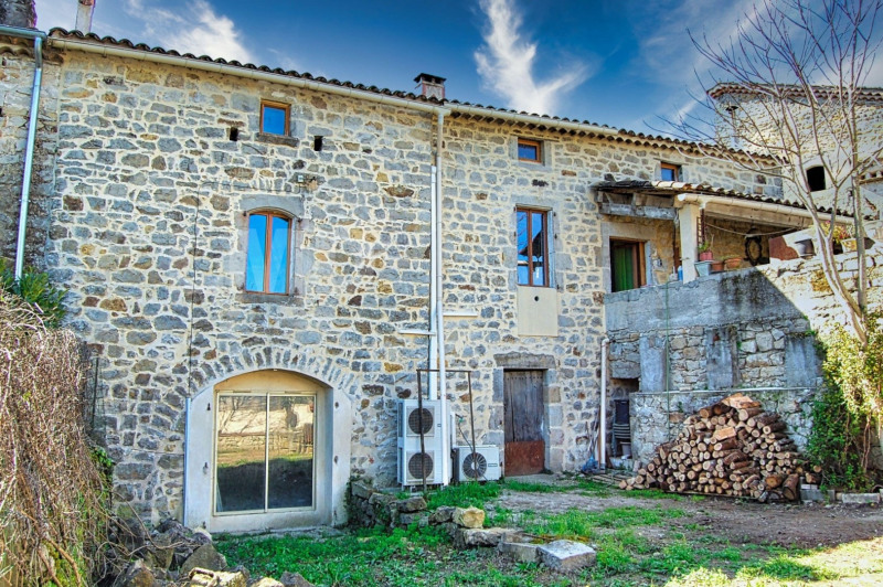 Vente maison / villa Les vans 279000€ - Photo 1