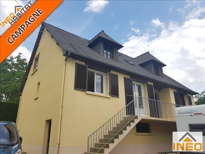 Location maison / villa Vignoc 880€ CC - Photo 1