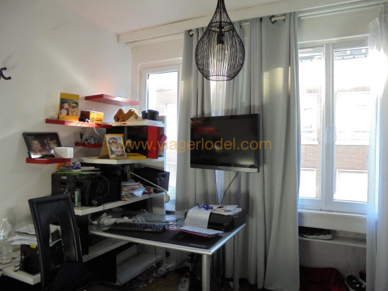 Vendita nell' vitalizio di vita appartamento Valenciennes 92500€ - Fotografia 4