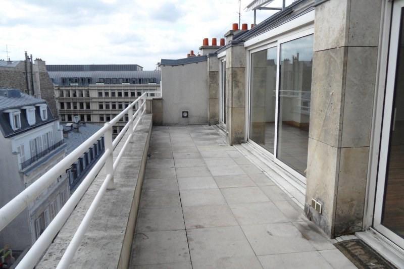Rental apartment Paris 16ème 5450€ CC - Picture 1