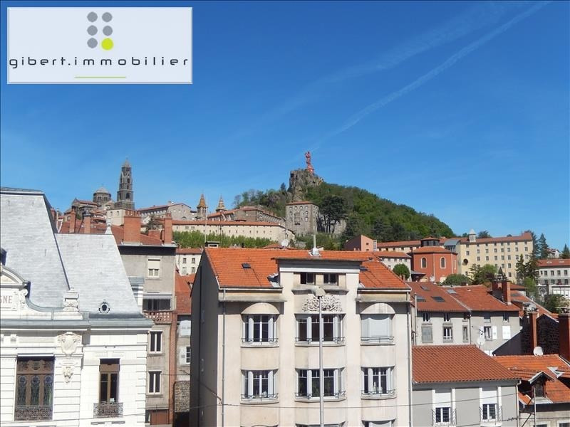 Rental apartment Le puy en velay 406,79€ CC - Picture 3