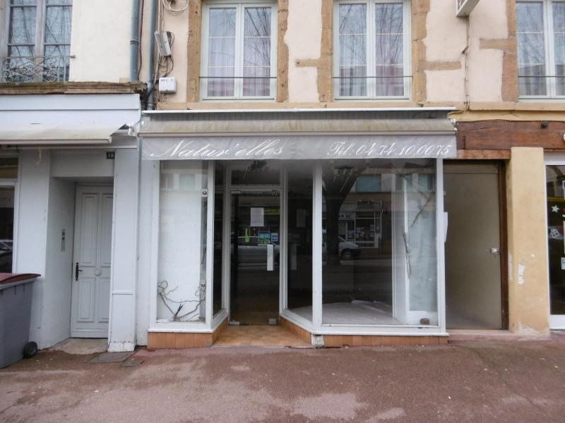 Location boutique Tarare 390€ CC - Photo 2