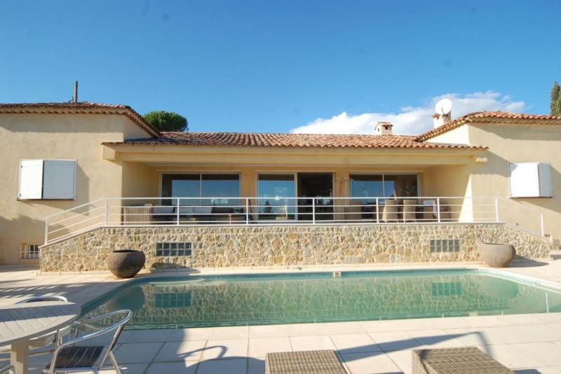 Verkoop van prestige  huis Vallauris 1590000€ - Foto 3