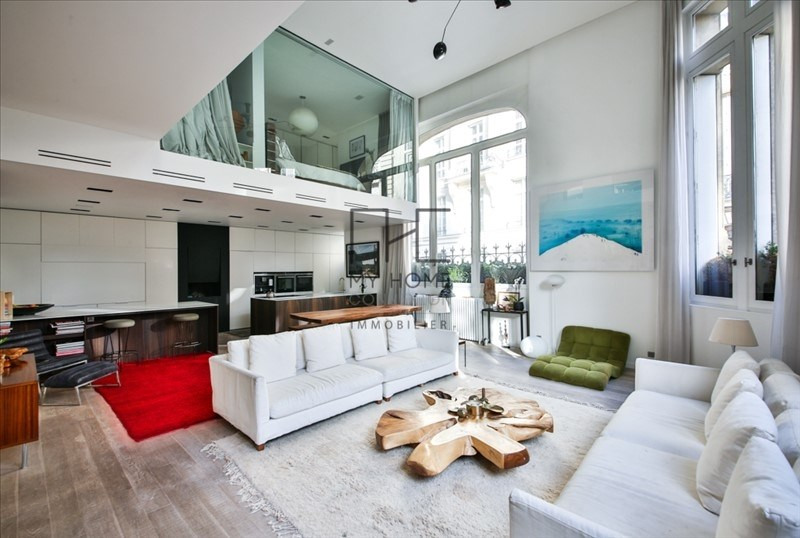 Vente de prestige appartement Paris 16ème 2 590 000€ - Photo 4