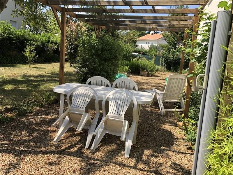 Vente maison / villa Liguge 173900€ - Photo 2