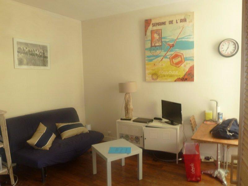 Rental apartment Levallois perret 630€ CC - Picture 2