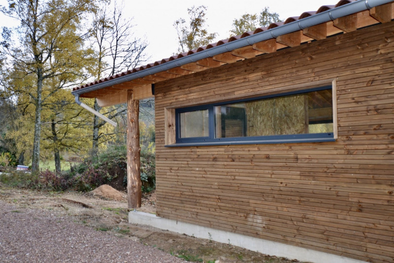 Vente maison / villa Belmont de la loire 240000€ - Photo 7