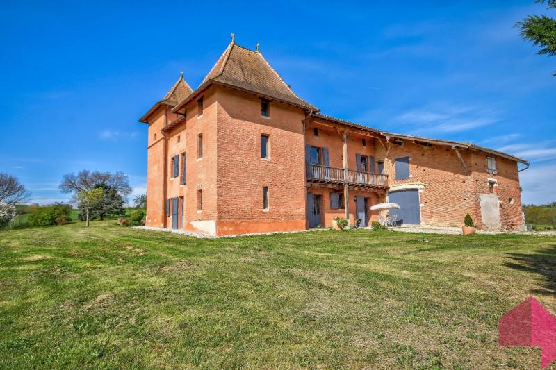 Venta de prestigio  casa Montastruc la conseillere 980000€ - Fotografía 2