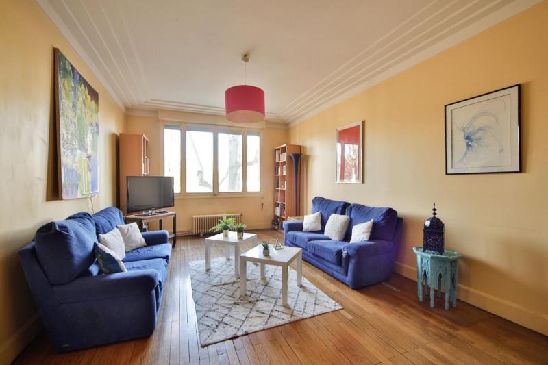 Deluxe sale apartment Paris 17ème 1330000€ - Picture 2