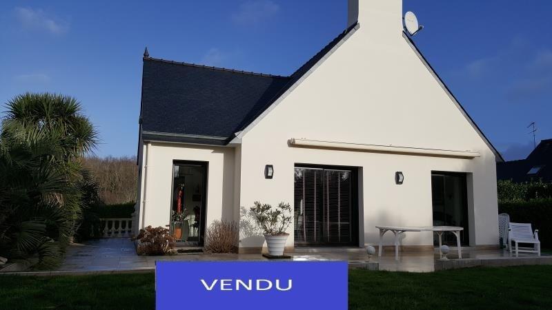 Vente maison / villa Gouesnach 273000€ - Photo 1
