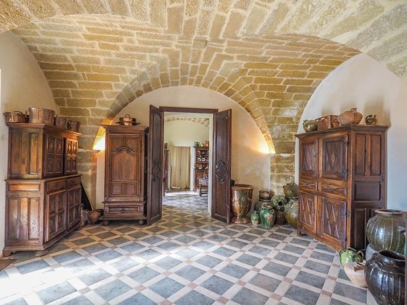 Venta de prestigio  casa Uzes 649000€ - Fotografía 7