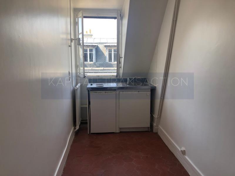 Sale apartment Paris 17ème 108900€ - Picture 3