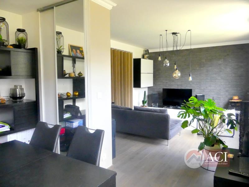 Vente appartement Montmagny 185000€ - Photo 2