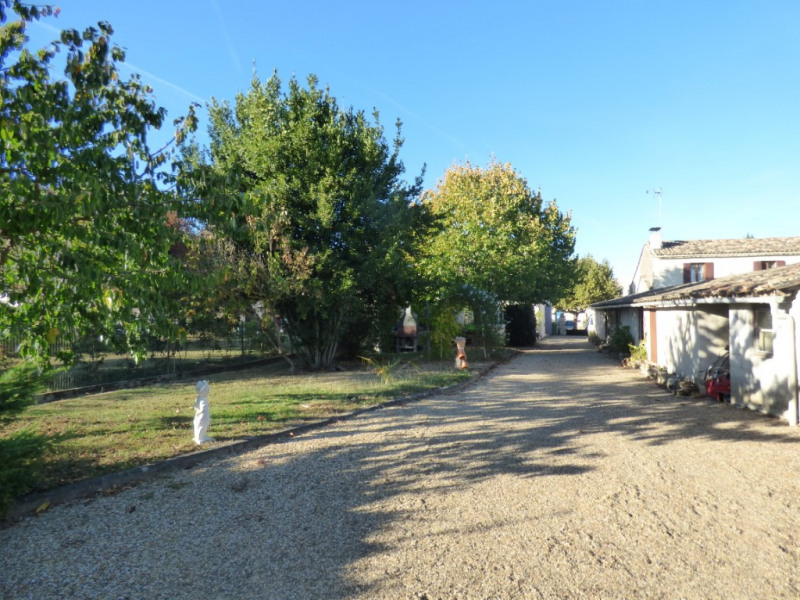 Venta  casa Saint martin de gurson 273000€ - Fotografía 6