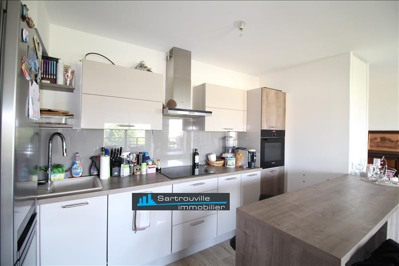 Vente appartement Sartrouville 299 000€ - Photo 3