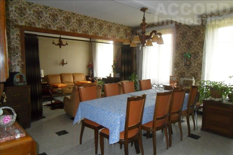 Sale house / villa Davrey 137000€ - Picture 8