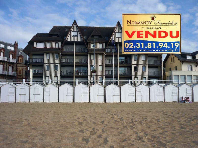Deluxe sale apartment Villers sur mer 499 000€ - Picture 1