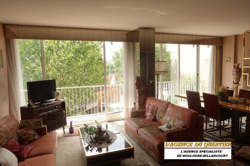 Revenda apartamento Boulogne billancourt 629000€ - Fotografia 3