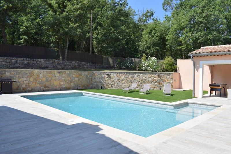 Deluxe sale house / villa Fayence 693000€ - Picture 3