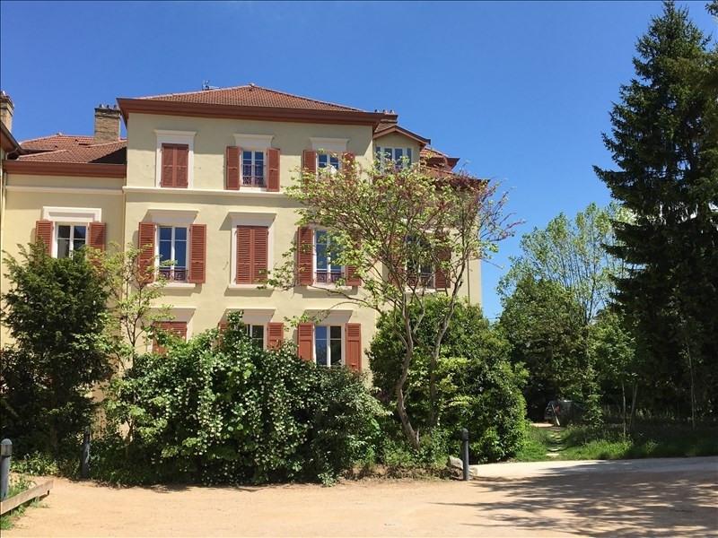 Locação apartamento Ecully 482€ CC - Fotografia 2