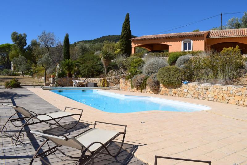 Revenda residencial de prestígio casa Seillans 750000€ - Fotografia 5