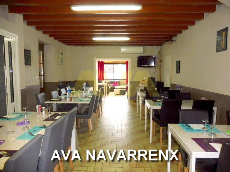 Commercial property sale shop Navarrenx 215000€ - Picture 1