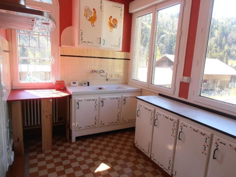 Rental house / villa Nantua 868€ CC - Picture 2