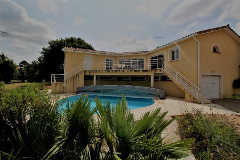 Vente de prestige maison / villa Saint-orens-de-gameville secteur 551000€ - Photo 2
