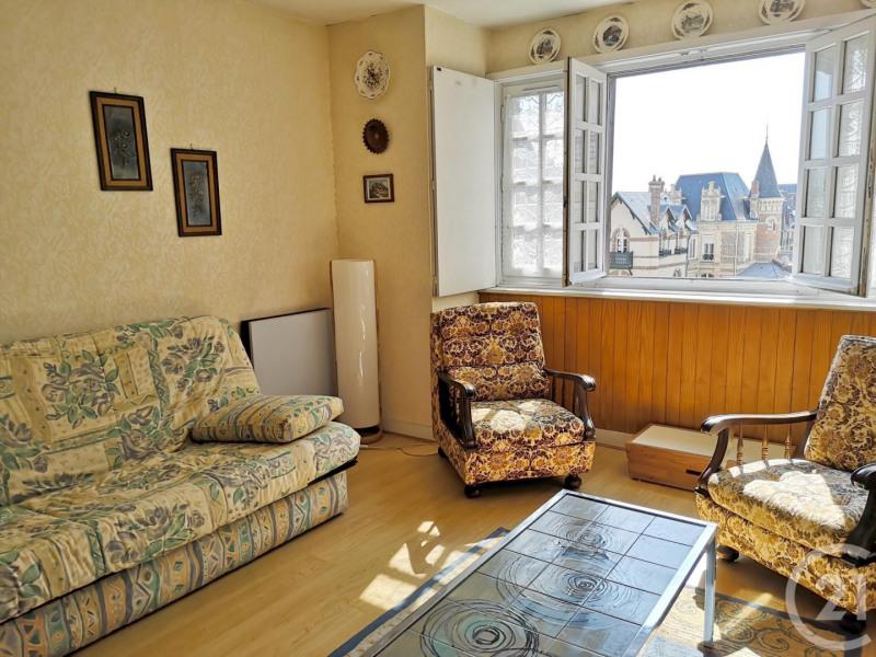 Venta  apartamento Deauville 154000€ - Fotografía 2