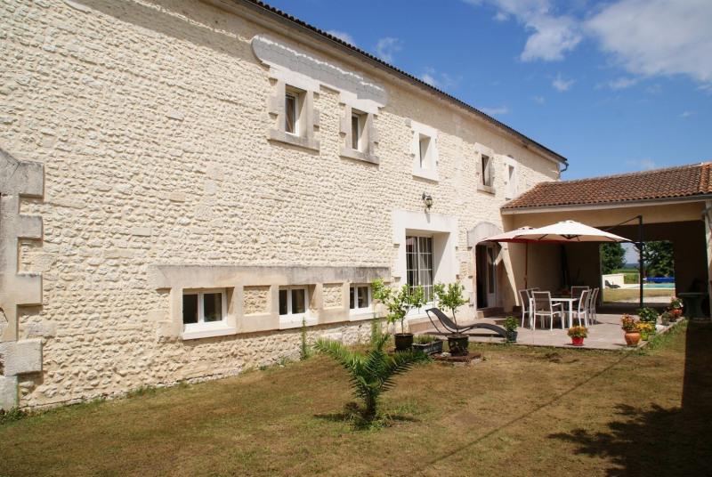 Vente maison / villa Barbezieux saint -hilaire 269100€ - Photo 2