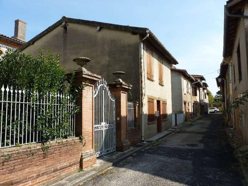 Vente maison / villa Giroussens 80 000€ - Photo 1