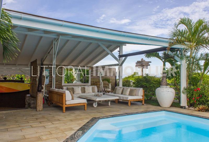 Vente de prestige maison / villa La saline les bains 1250000€ - Photo 1