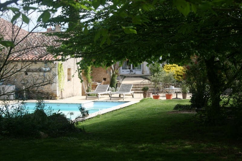 Sale house / villa Migne auxances 539 084€ - Picture 3