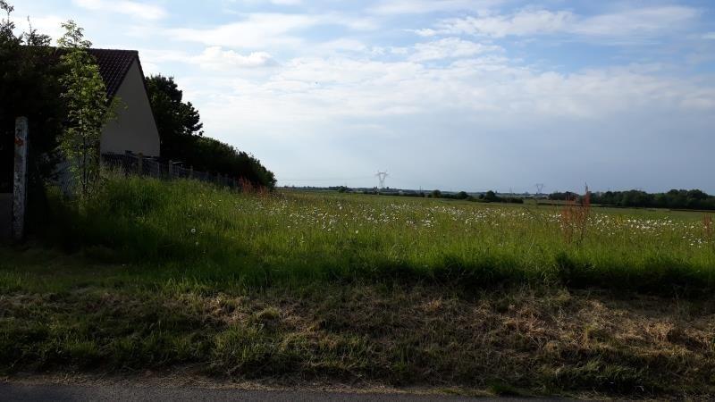 Venta  terreno Longnes proche 87000€ - Fotografía 2