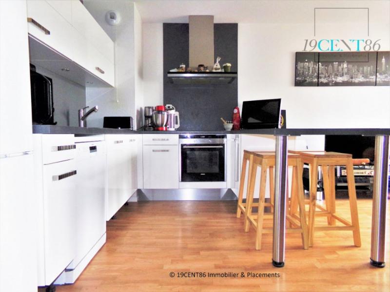 Venta  apartamento Lyon 8ème 177000€ - Fotografía 4