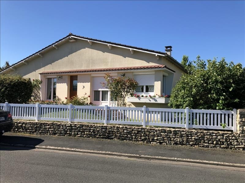 Vente maison / villa Fontaine le comte 199 000€ - Photo 1