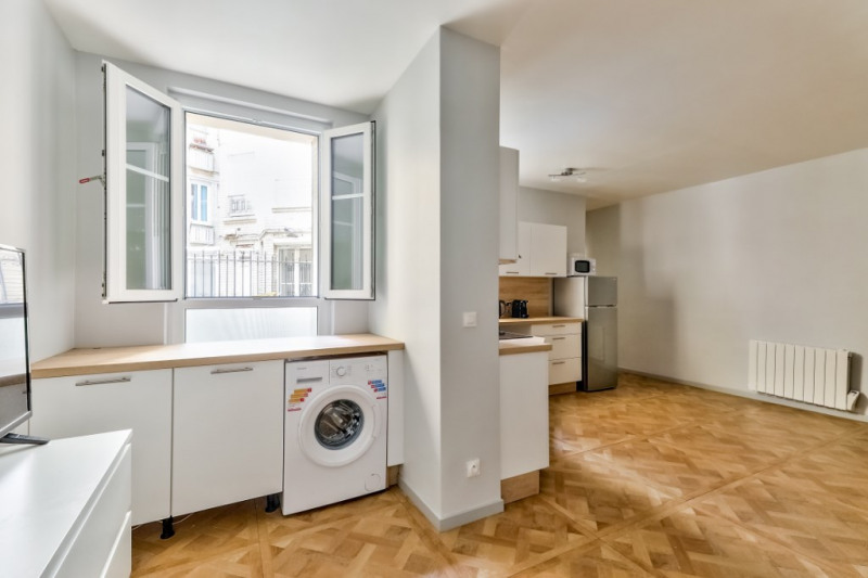 Sale apartment Paris 15ème 450 000€ - Picture 4