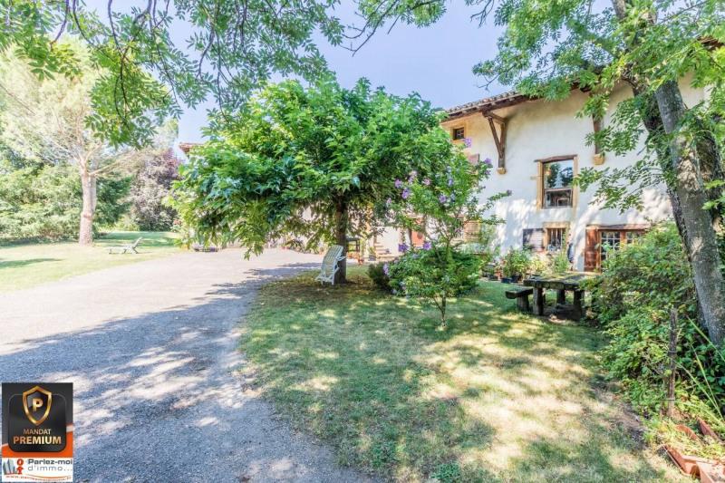Sale house / villa Saint-romain-de-popey 419000€ - Picture 17